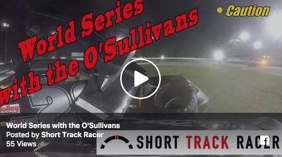 STR ORIGINAL: World Series with the O'Sullivans